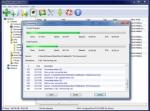 Процесс конвертации файла в Free WAV MP3 Converter