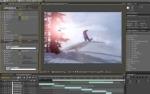 Работа с видео в Adobe After Effects