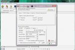 Настройки программы Аудиограббер