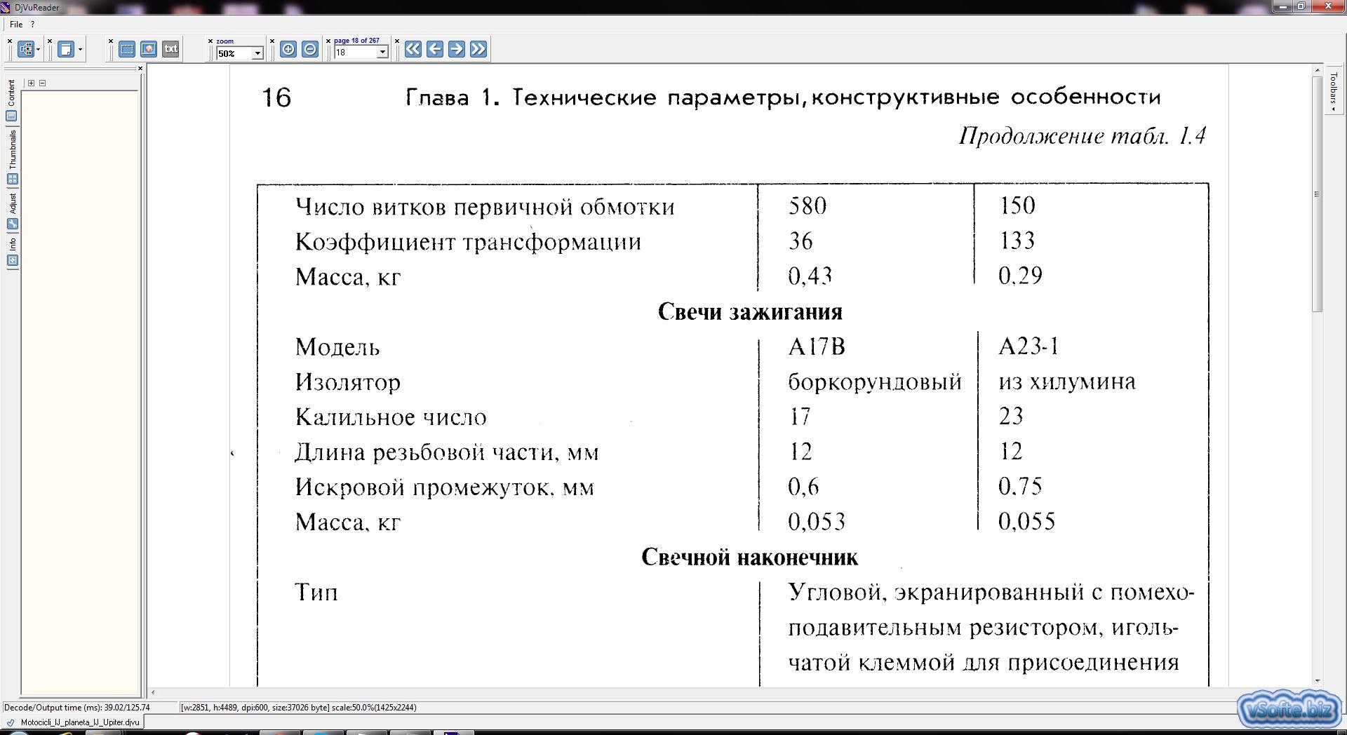 Просмотр djvu програмку на российском