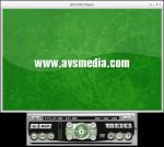 Главное окно AVS DVD Player