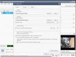 Настройки Xilisoft 3GP Video Converter