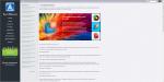 Домашняя страница Avant Browser