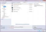 Создание проекта в Visual Studio 2013