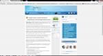 Просмотр сайта в Google Chrome