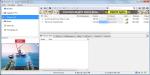 Главное окно BitTorrent