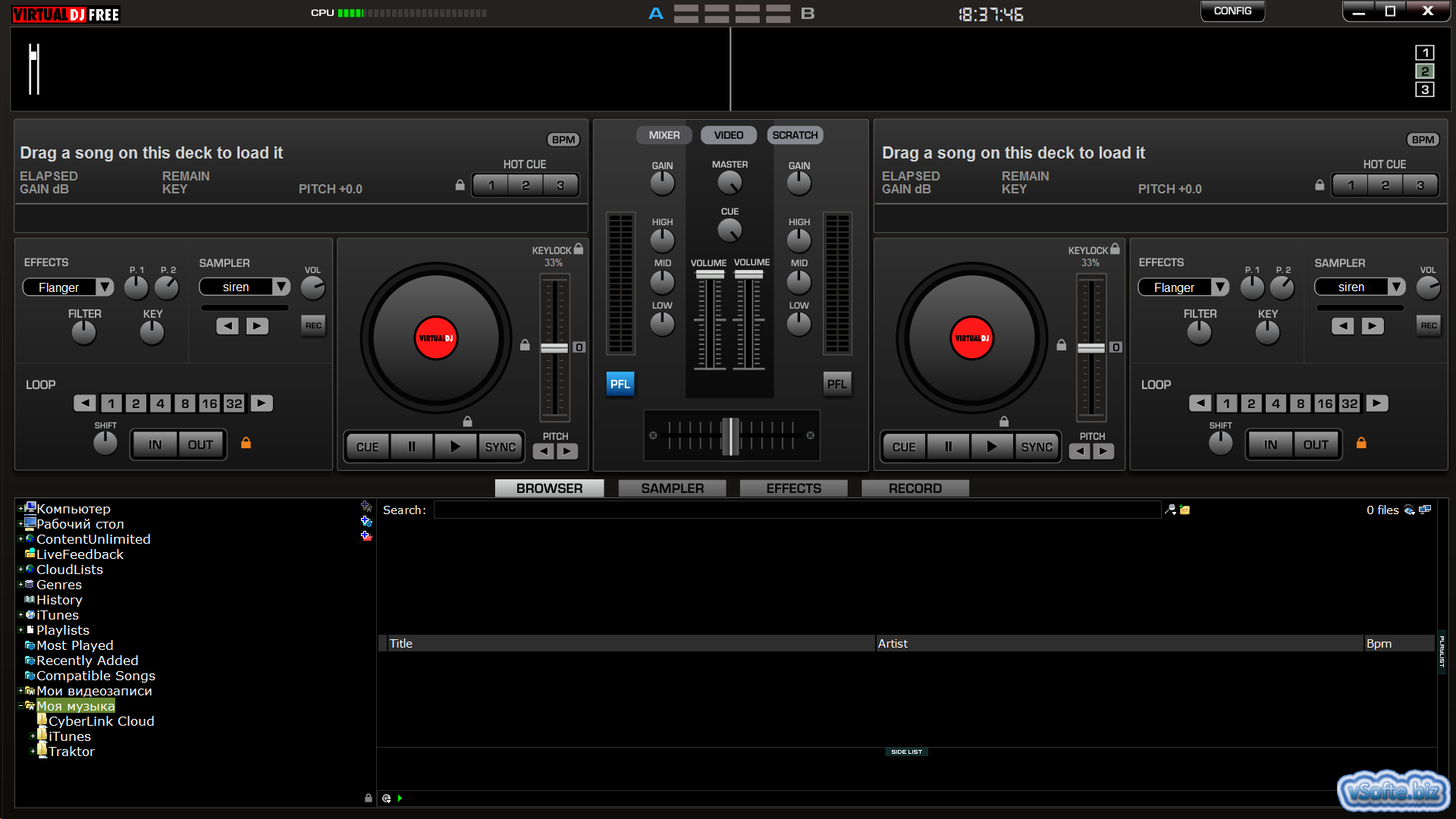 Virtual dj 8 free download for windows 7 | Virtual DJ 2019