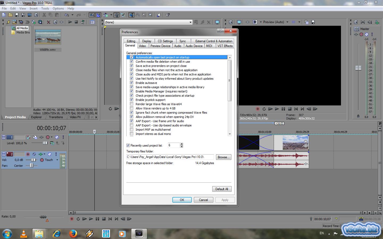 Скачать на компьютер программу для монтажа видео