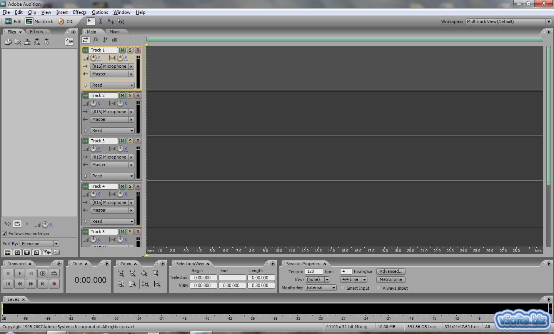 Эффектов в Adobe/b Audition/b 3 Adobe/b Audition/b 3 Adob