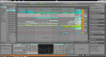 Главное окно Ableton Live 9