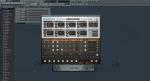 Окно настройки канала в FL Studio 10