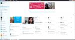 Главное окно Skype