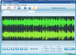 Обрезка музыки в MusicCut