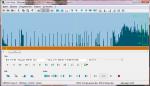 Загрузка аудиотрека в Mp3DirectCut