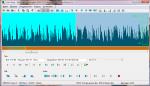 Обрезка музыки в Mp3DirectCut