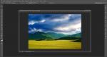 Главное окно Photoshop CS6