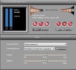 Главное окно Free Sound Recorder