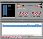 Запись звука в Free Sound Recorder