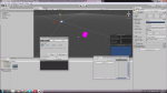 Интерфейс Unity3D