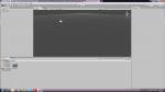 Главное окно Unity3D