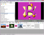 Эффекты переходов в Slideshow Creator