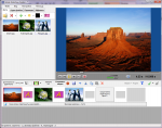 Создание презентации в Slideshow Creator