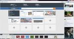 Закладки сайтов в браузере Амиго