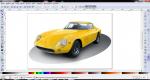 Модель автомобиля в Inkscape