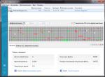 Анализ диска на фрагментацию в Auslogics Disk Defrag