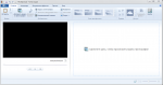 Windows Movie Maker главное окно программы
