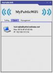 MyPublicWiFi список подключенных клиентов