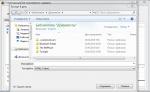 NetWorx экспорт отчета в файл