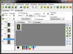 Редактирование кадра в Active GIF Creator