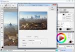 Artweaver выбор цветового диапазона