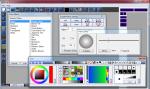 Pixia окно программы