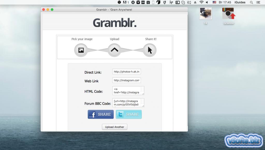 Download Gramblr For Mac