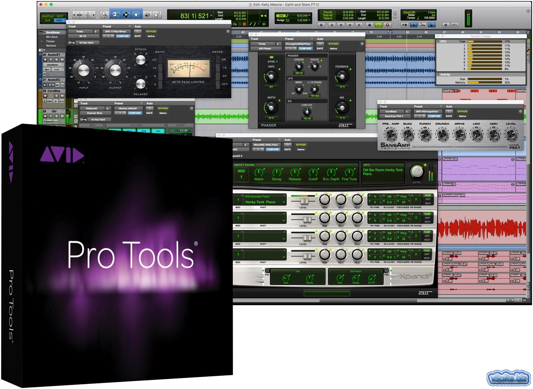 Pro tools скачать программу бесплатно