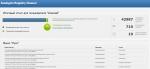 HTML-отчет Auslogics Registry Cleaner
